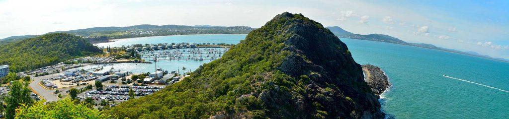 Capricorn Coast in Central Queensland