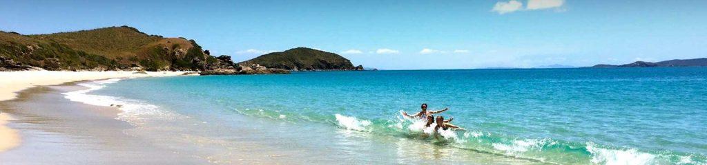 Capricorn Coast Beach