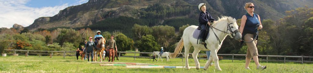 South Africa Cape Town Equine Therapy