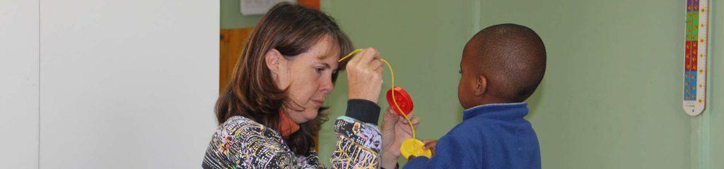 South Africa Volunteering Kinderheim Waise Volunteer