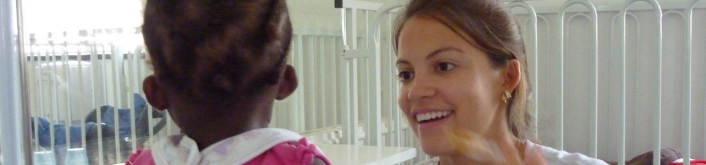 Freiwilligenarbeit im Kinderkrankenhaus